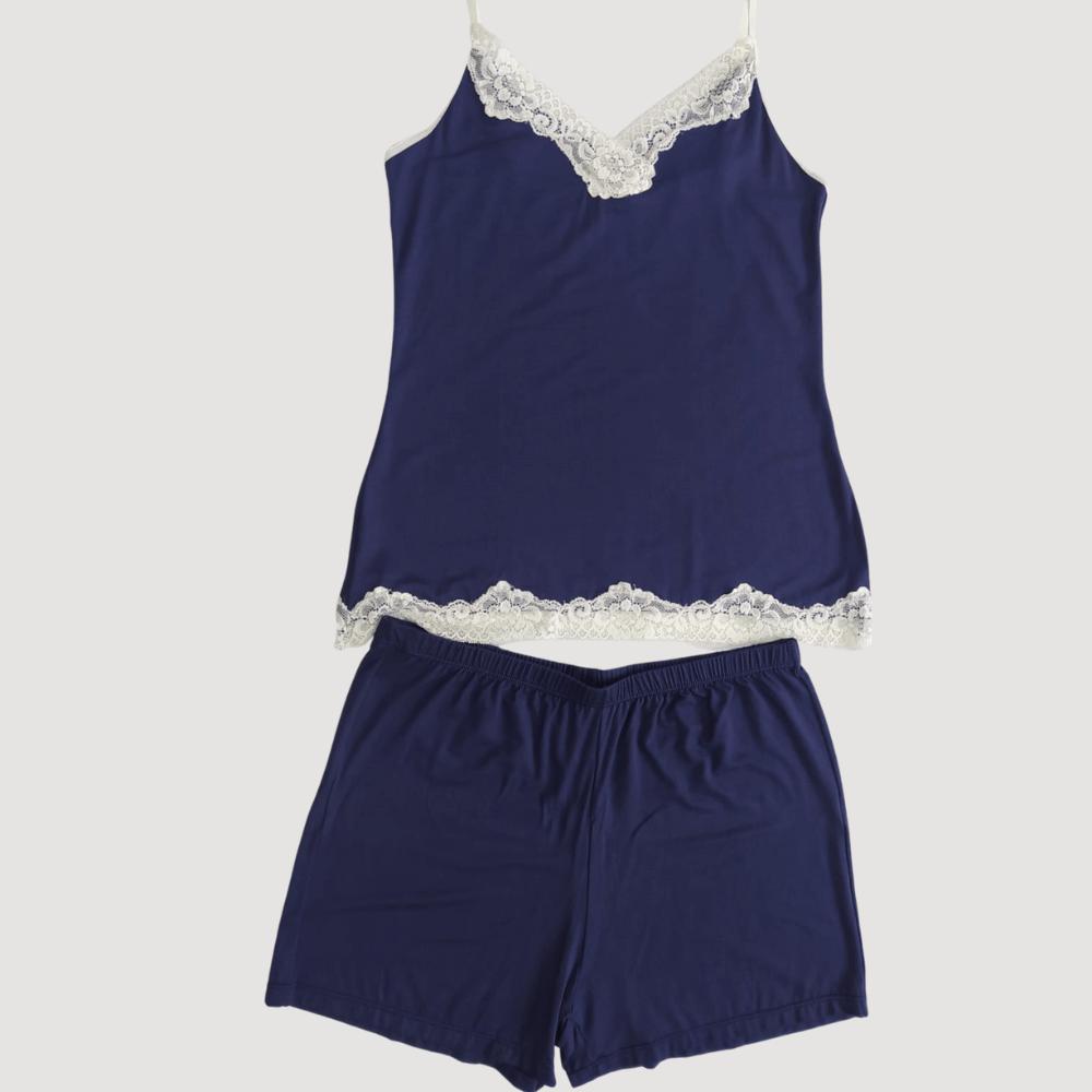 Pijama Short Doll Confort basic