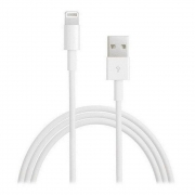 Cabo Lightning para IPHONE - 2 Metros USB Preto CB-L20 C3Plus