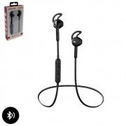 Fone De Ouvido C3tech Bluetooth 5.0 Intra-auricular Sport Preto - Ep-tws-10bk