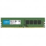 Memória 4GB DDR4 2666MHZ Crucial PC