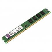 Memória Kingston 4GB 1600Mhz DDR3 CL11 - KVR16N11S8/4