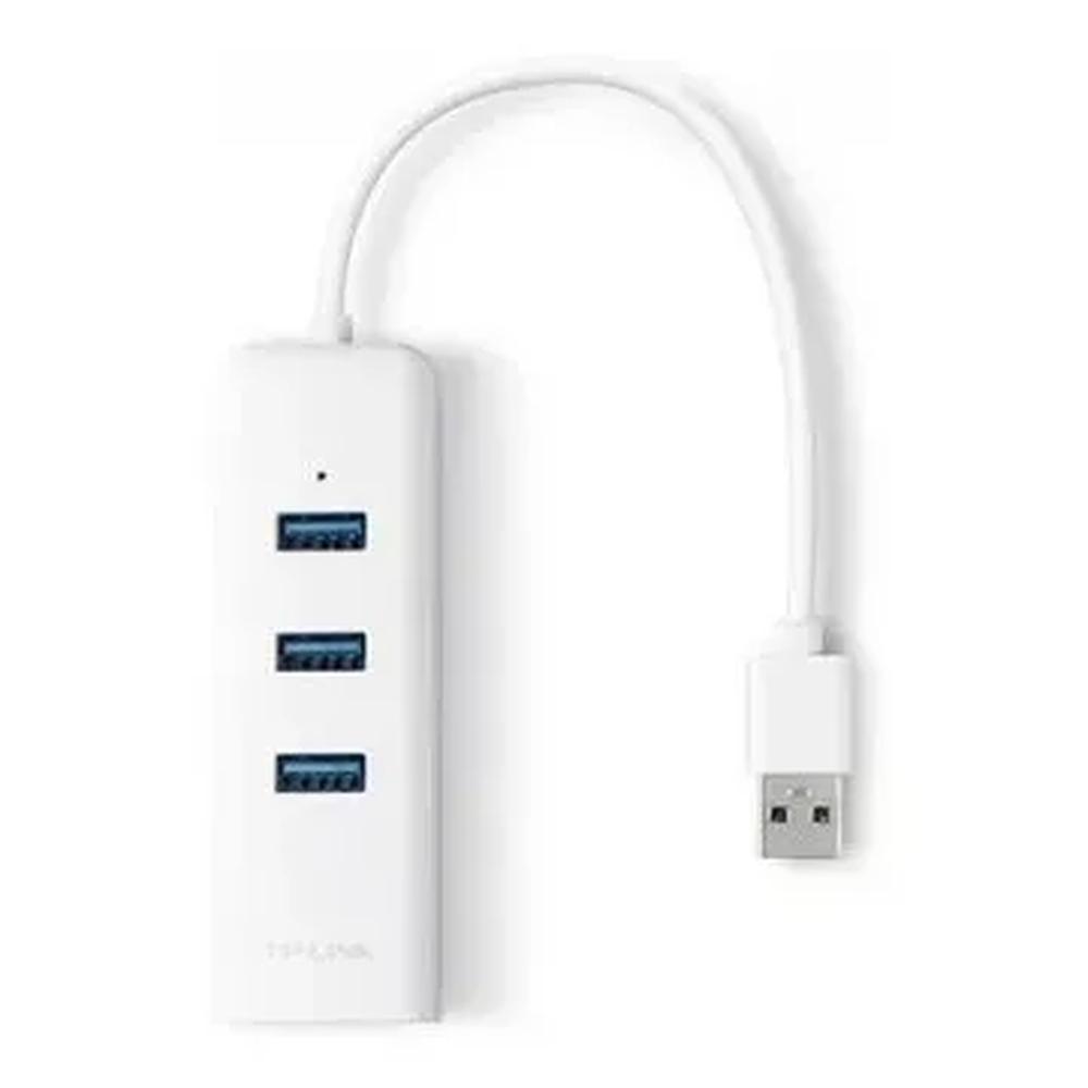 Adaptador Rede Ethernet Gigabit Usb 3.0 Lan Tp Link Ue300