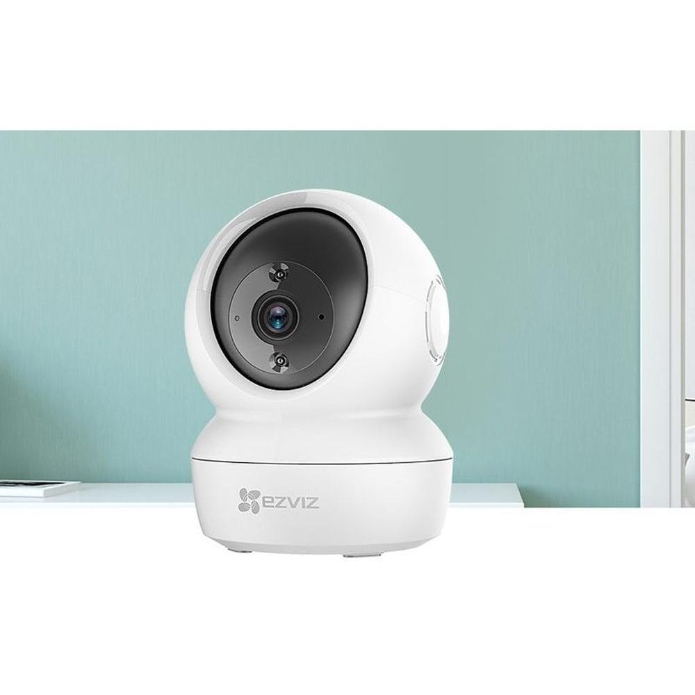 Câmera de Segurança EzViz SmartHome C6N 1080p WiFi 10m Até 256GB CS-C6N-A0-1C2WFR