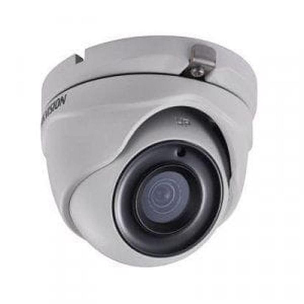 Camera Dome Turbo Hd 4.0 Exir 1920p 5mp 20m Ir 2.8mm Ds-2ce56h1t-itm Hikvision