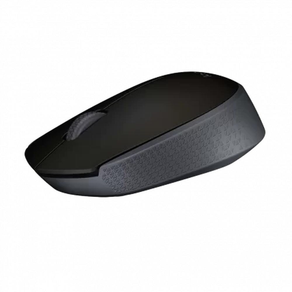 Logitech Mouse Sem Fio M170 Preto