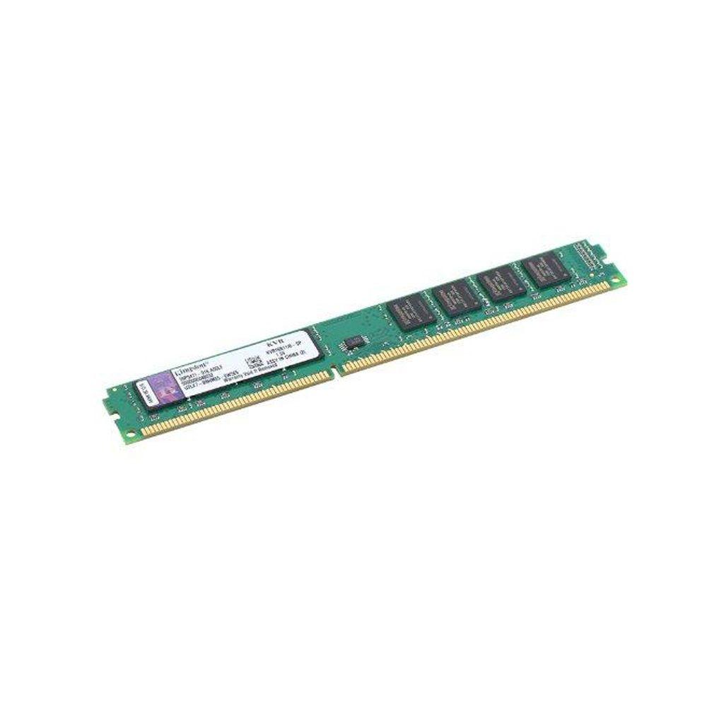 Memória RAM Kingston 8GB DDR3 1600MHz | PC 3 - 12800 | KVR16N11/8 para PC