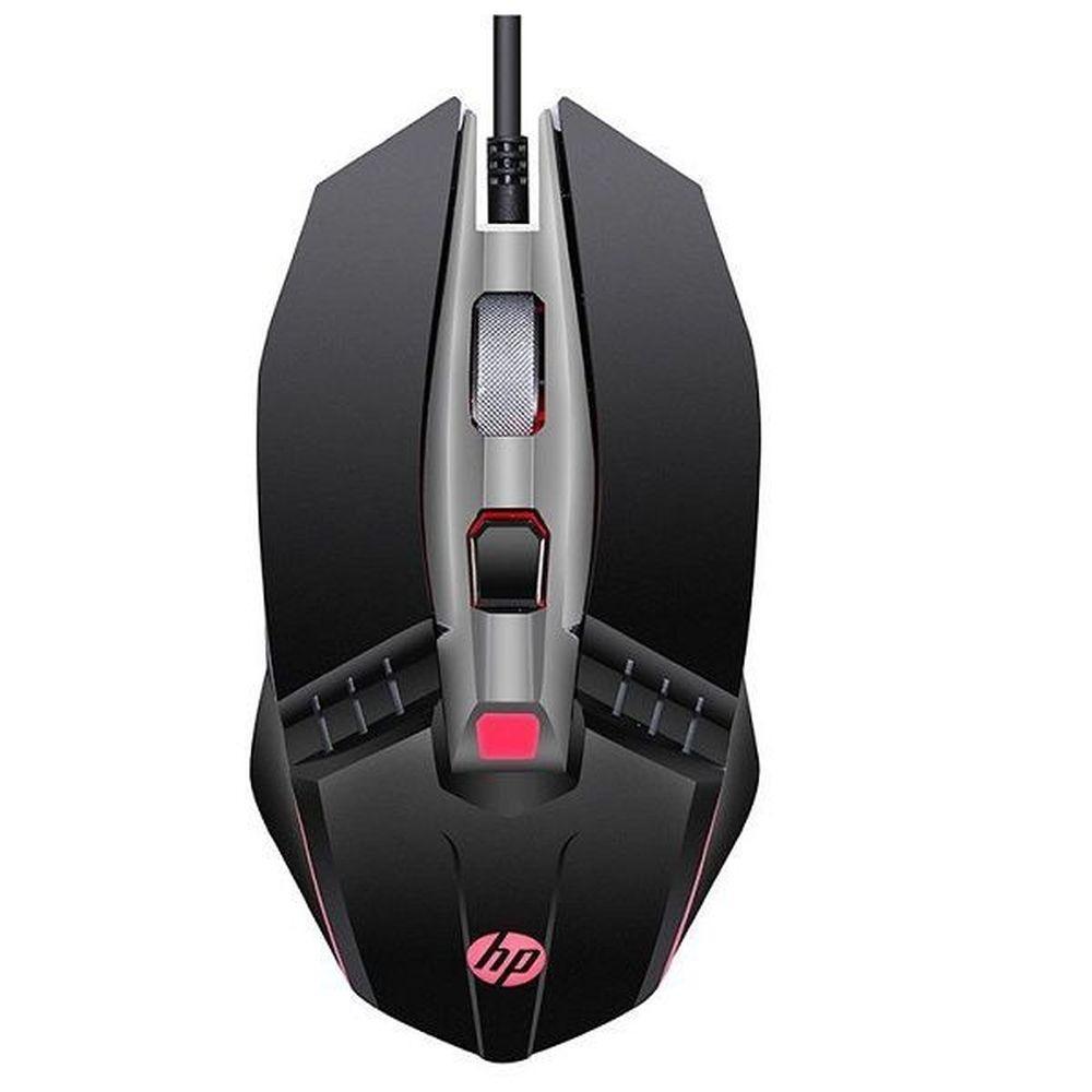 Mouse Gamer HP M270 2400DPI Led