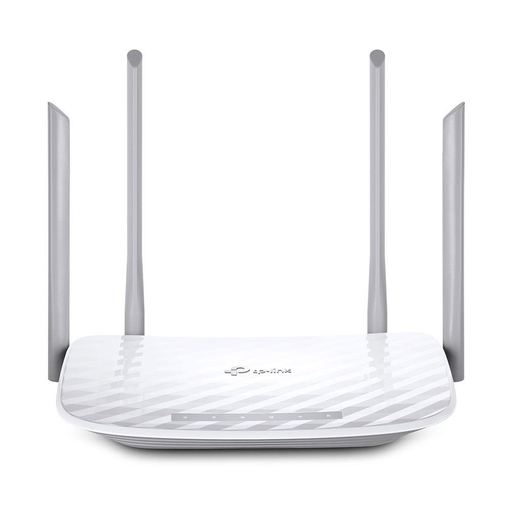 Roteador Wireless AC1200 TP-Link 4 Antenas 2,4GHz/5GHz Dual Band EC220-G5