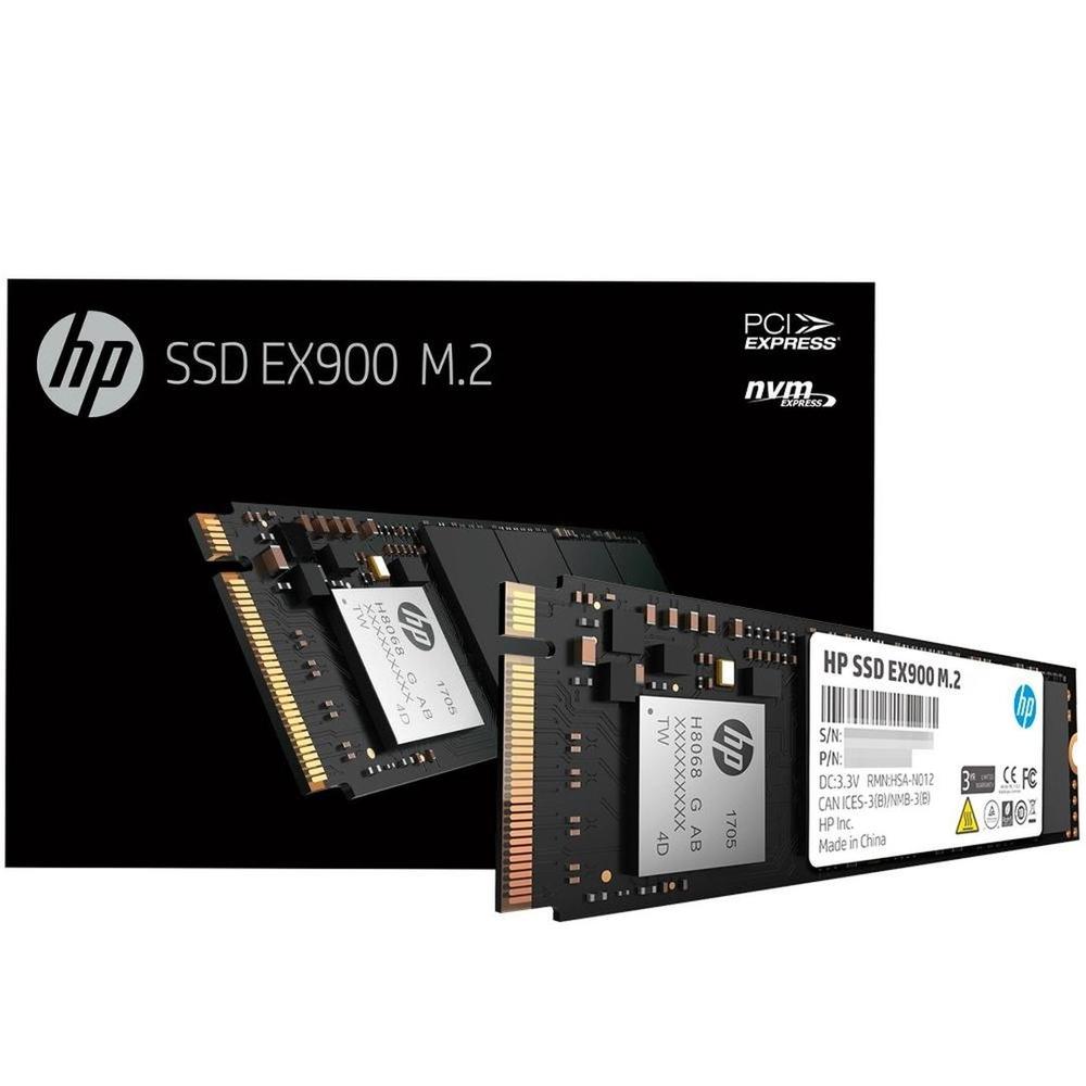 Ssd Hp 250gb M2 Nvme Ex900 2yy43aa#abc