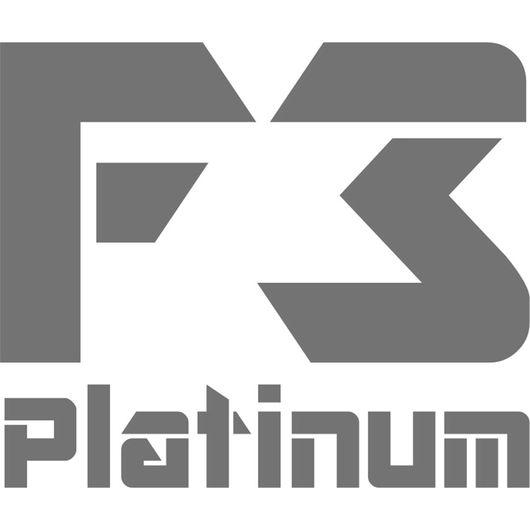 F3J781G - BLANK F3 10 LIBRAS PLATINUM