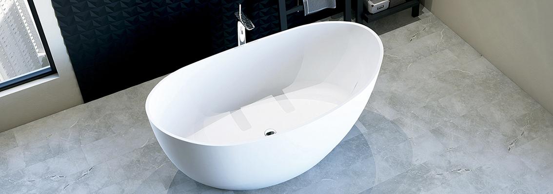 Banheira de Imersão Sabbia modelo Sampa