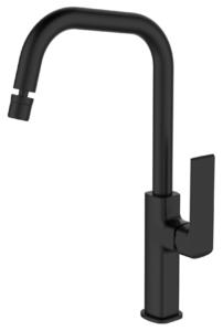 Torneira Misturador Monocomando Lexxa ref.LX-2179B  Latao Black