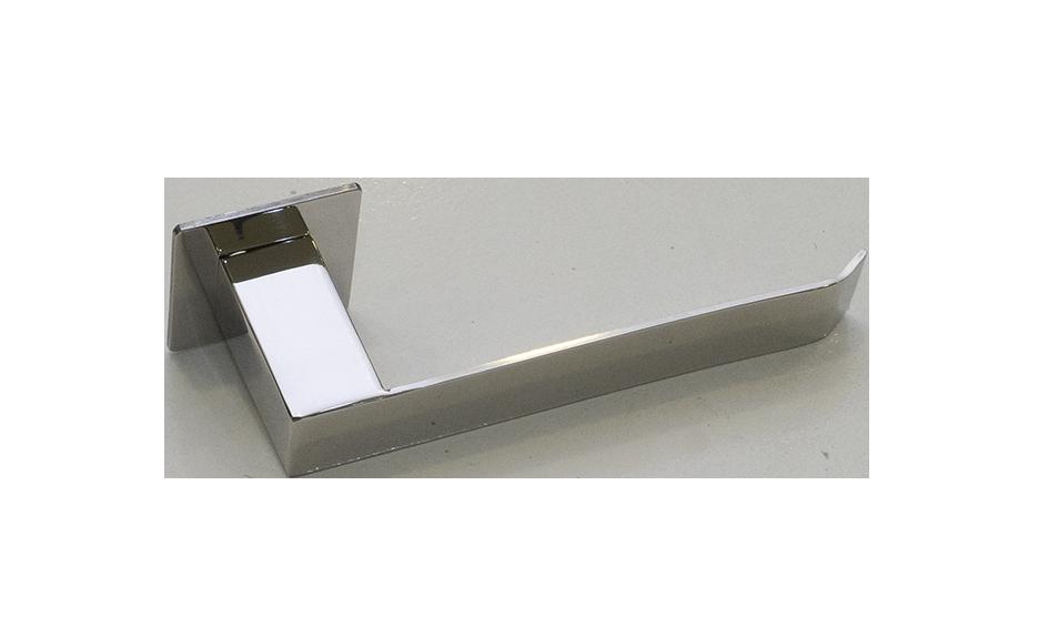 Papeleira Simples Steel Inox Polida