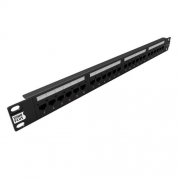 Patch Panel Sohoplus Furukawa 24 Portas Cat.6 T568 A/b