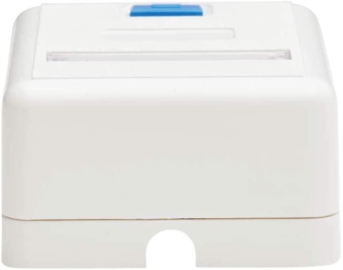 Caixa de Montagem Superficie Sobrepor Surface Box 1 Porta IPlus