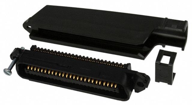 Conector Telco 50 vias AMP Commscope Macho