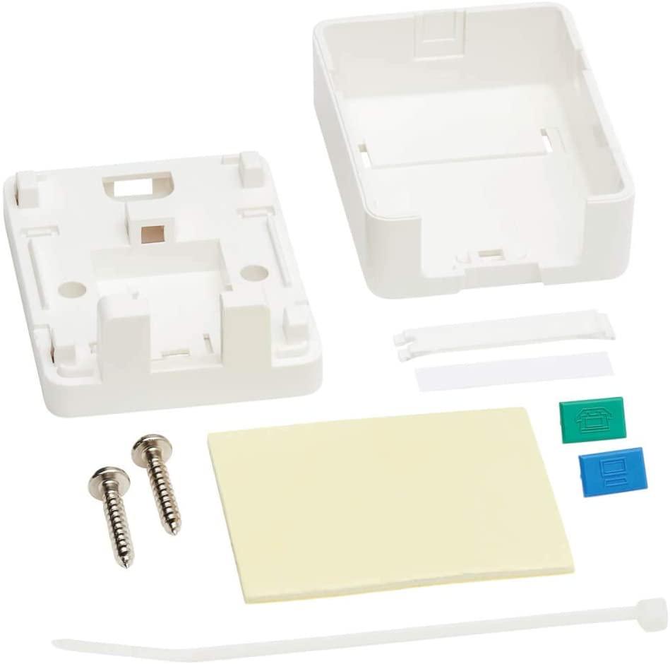 Surface Box Caixa de Montagem 2 Portas Superficie IPlus