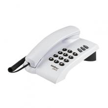 Telefone Intelbras Pleno com Fio Cinza Ártico