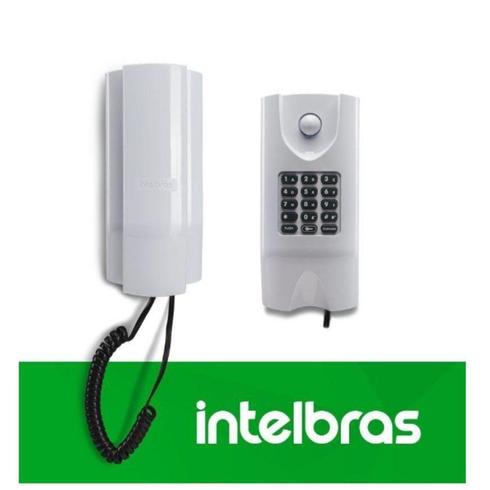 Terminal Dedicado Para Condomínios TDMI 200 / 300 Intelbras - Maxcom