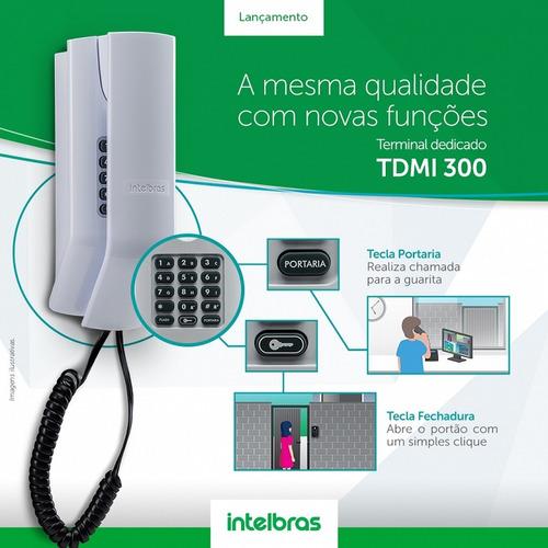 Terminal dedicado Intelbras TDMI 300