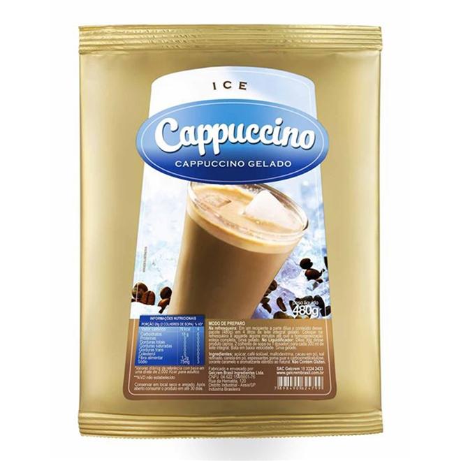 ICE CAPPUCCINO GELCREM