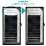 Cílios Nagaraku Fio a Fio Clássico e Volume Estojo Mix