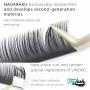 Cílios Nagaraku Soft Matte Clássico e Volume Estojo Mix