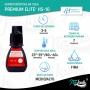 Cola alongamento cílios Premium Elite+ Glue Hs-10 3ml