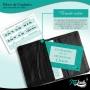 Kit Ficha de anamnese + Cuidados para extensão de cílios