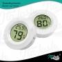 Mini Termômetro Higrômetro Lcd Digital