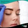Pincel descartável Batom Gloss Cílios Micropigmentação 50un