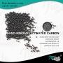 Pote hermético para cola em carvão ativado com microesferas