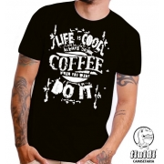 Camiseta Tiuidi Coffee