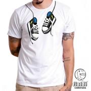Camiseta Tiuidi Tênis