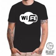 Camiseta Tiuidi WiFé