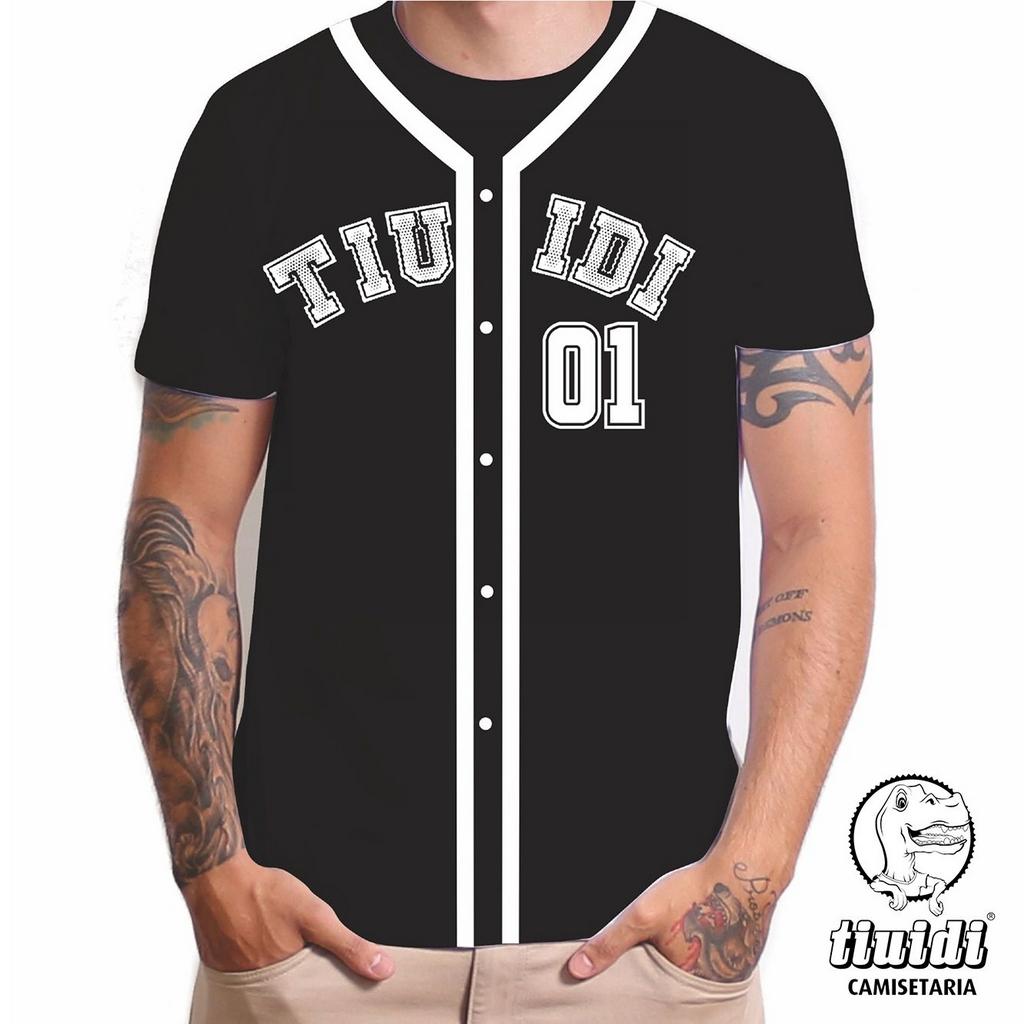 Camiseta Tiuidi Baseball