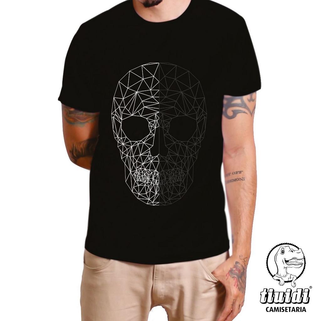 Camiseta Tiuidi Caveira