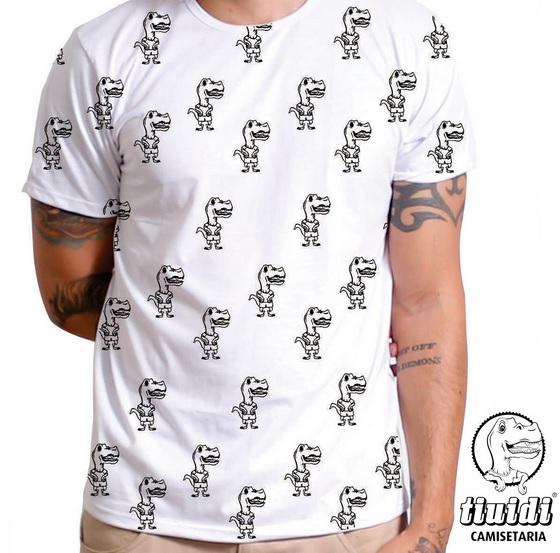 Camiseta Tiuidi Dino Dino