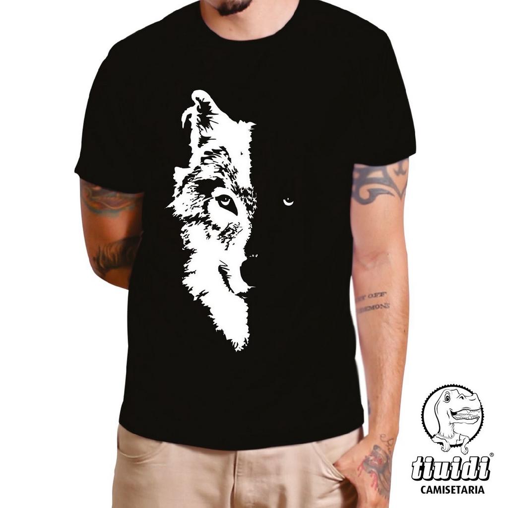Camiseta Tiuidi Wolf