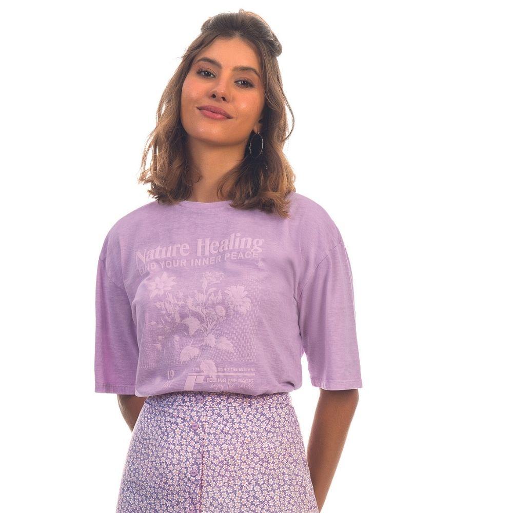 T-Shirt Nature Lecimar