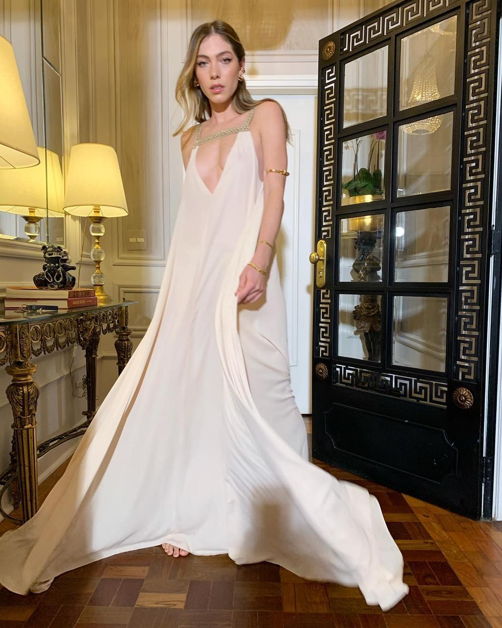 Vestido Grego