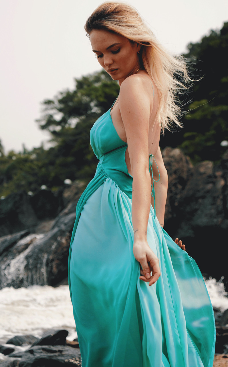 Vestido Longo Basaho