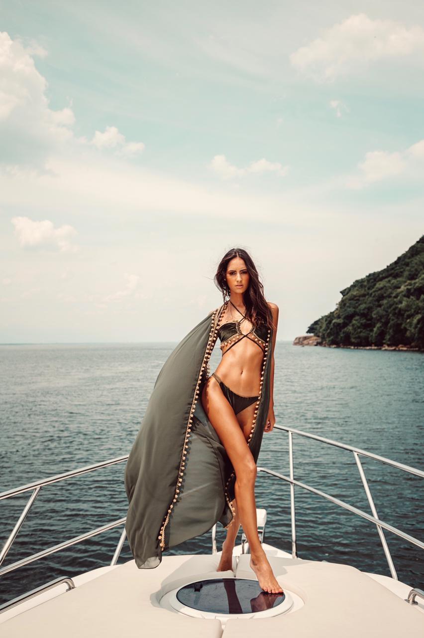 Vestido Longo Egeo