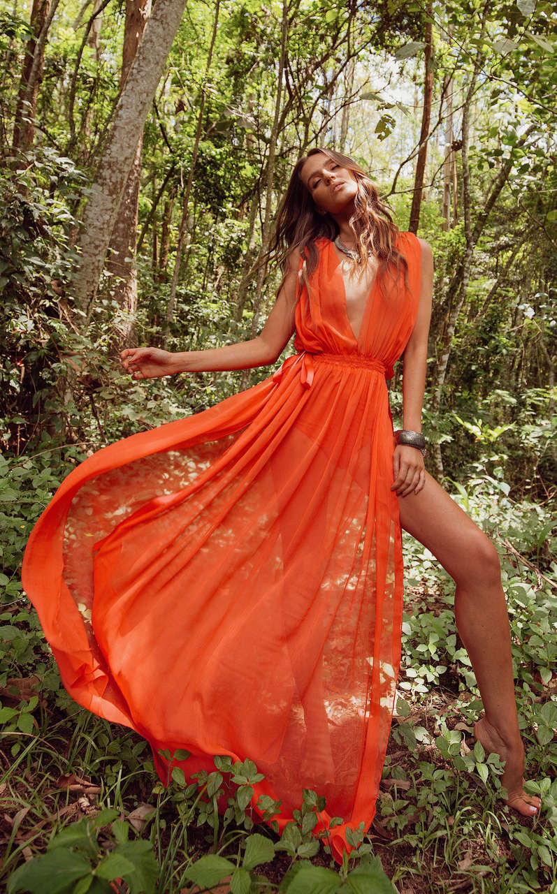 Vestido Longo Maya