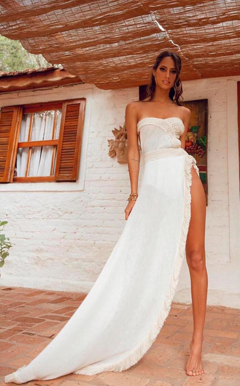 Vestido Longo Tulumbay