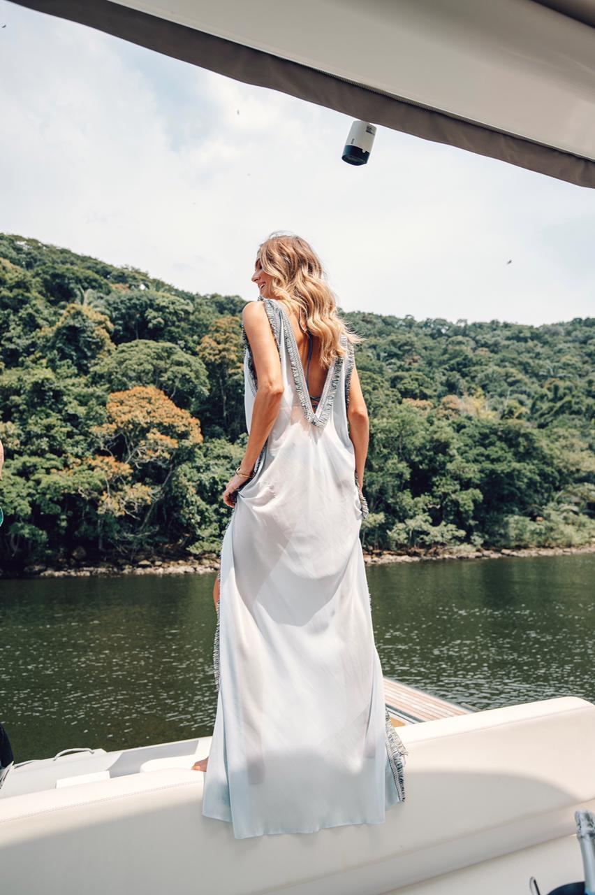 Vestido Ocean