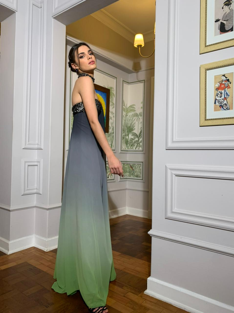 Vestido Windsor