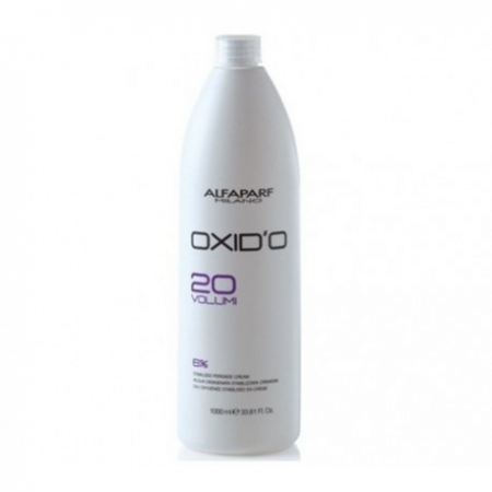 Água Oxigenada Oxidante 1L - 20 Volumes Alfaparf