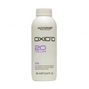 Água Oxigenada Oxidante 90ml - 20 Volumes Alfaparf