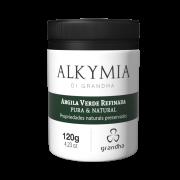 Argila Verde Refinada Pura & Natural Alkymia Di Grandha - 120gr